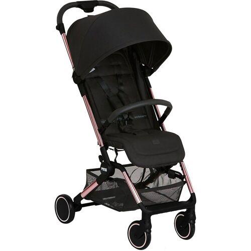 ABC Design Sport-Kinderwagen »Sportwagen Ping, black«, rosa