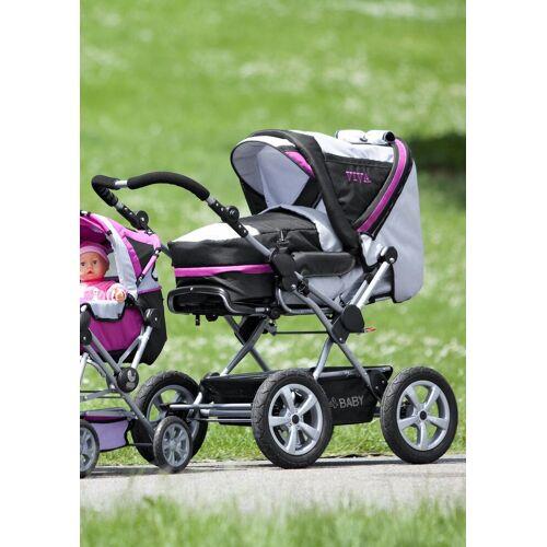 CHIC4BABY Kombi-Kinderwagen »Viva«, mit Lufträdern; Kinderwagen
