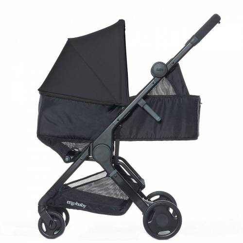 Ergobaby Kinder-Buggy »Metro Newborn Kit - Black«, schwarz