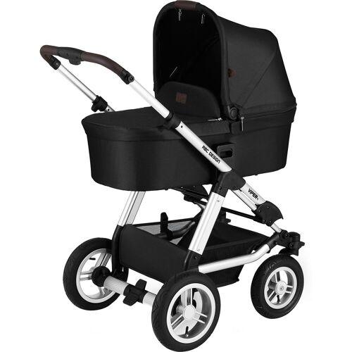 ABC Design Kombi-Kinderwagen »Kombi Kinderwagen Viper 4, graphite grey«, grau