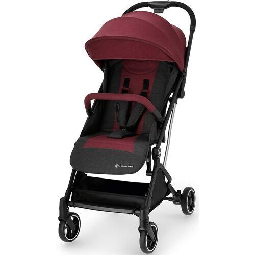 Kinderkraft Kinder-Buggy »Buggy Indy, denim«, rot