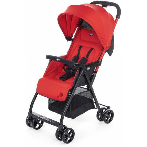 Chicco Kinder-Buggy »Buggy OHLALA' 2, Silver«, rot