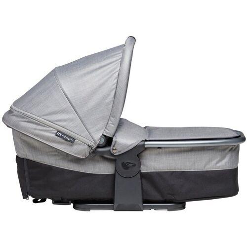 tfk Kinderwagenaufsatz »Kombi-Einheit mono«, passend für Kombi-Kinderwagen »mono«, Grau