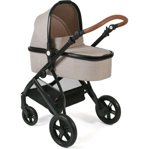 CHIC4BABY Kombi-Kinderwagen »Torre, Jeans Beige«, ; Kinderwagen