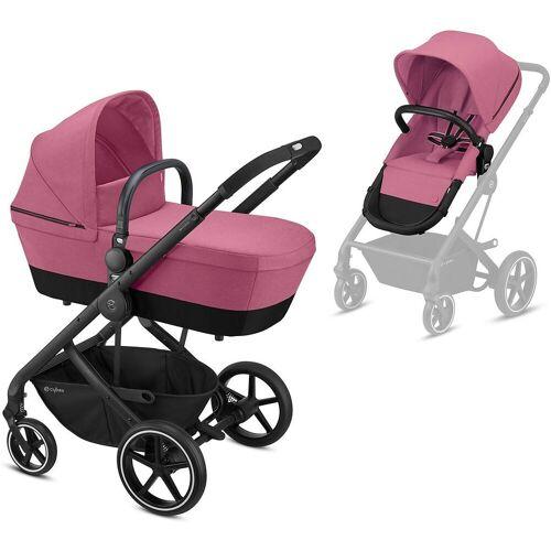 Cybex Kombi-Kinderwagen, lila