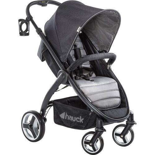 Hauck Kinder-Buggy »Buggy Lift Up 4, Charcoal«, schwarz/grau