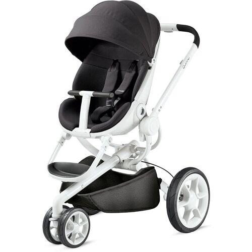 Quinny Sport-Kinderwagen »Sportwagen Moodd, black devotion«, schwarz/weiß