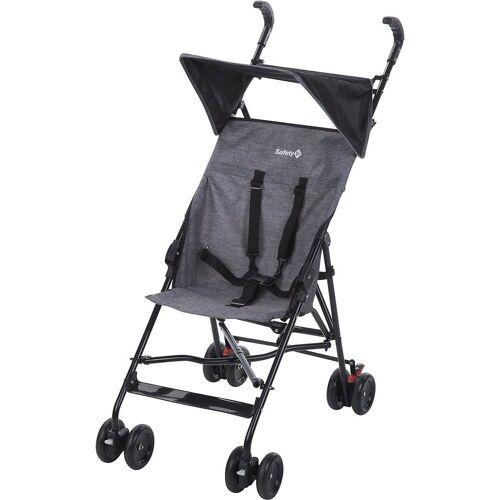 Safety 1st Kinder-Buggy »Buggy Peps inkl. Sonnenverdeck, Baleine Blue Chic«, schwarz