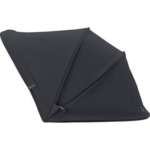 Quinny Kinderwagen-Regenschutzhülle »Sonnenverdeck für Hubb, Navy on Grey«, schwarz