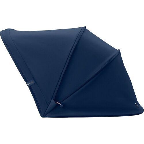Quinny Kinderwagen-Regenschutzhülle »Sonnenverdeck für Hubb, Navy on Grey«, blau/grau