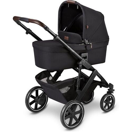 ABC Design Kombi-Kinderwagen »Kombi Kinderwagen Salsa 4, gravel«, blau