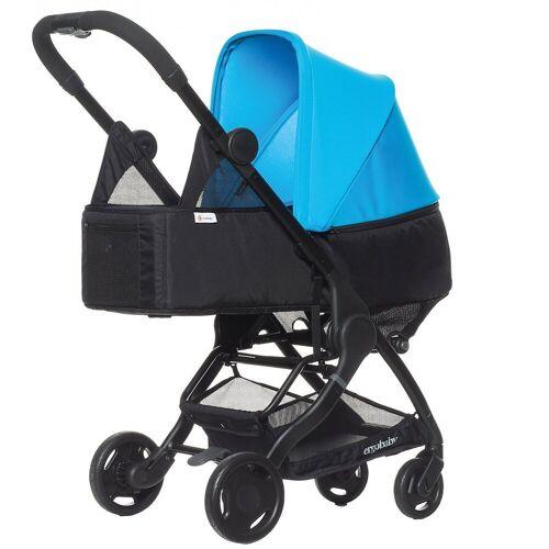 Ergobaby Kinder-Buggy »Metro Newborn Kit - Black«, blau