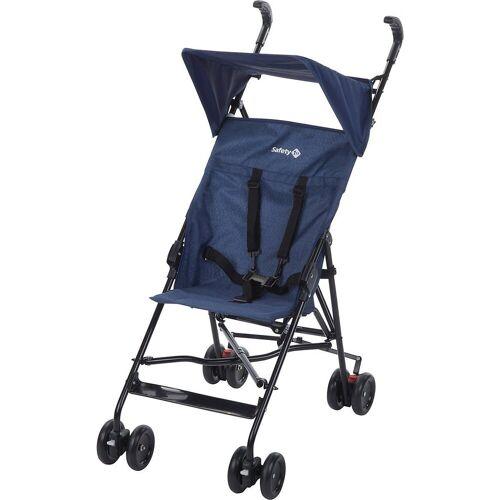 Safety 1st Kinder-Buggy »Buggy Peps inkl. Sonnenverdeck, Baleine Blue Chic«, blau