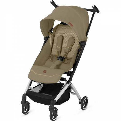 gb GOLD Kinder-Buggy »Buggy Pockit+ All-City FE, Vanilla Beige«, beige