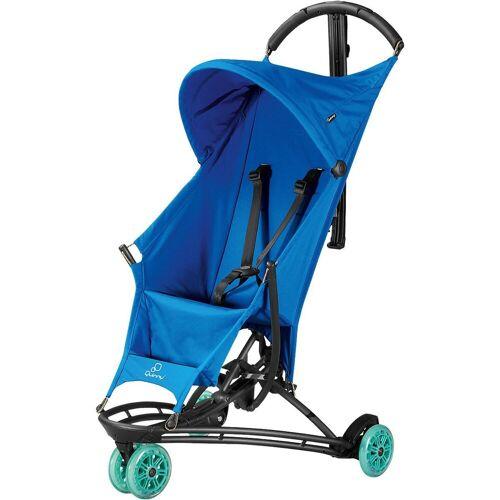Quinny Kinder-Buggy »Buggy Yezz, grey road«, blau