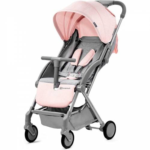 Kinderkraft Kinder-Buggy »Buggy Stroller Pilot, rot«, rosa