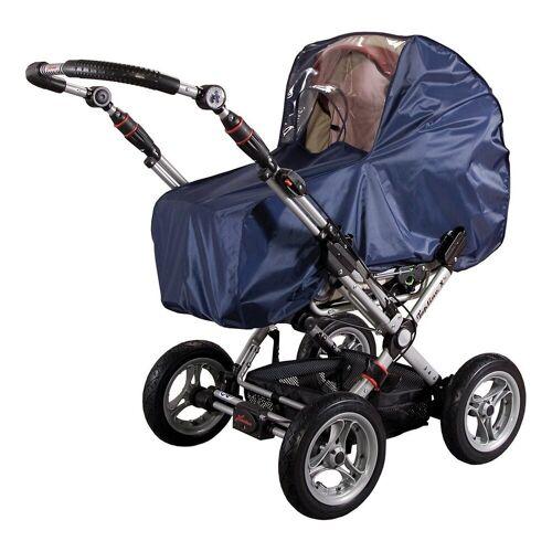 sunnybaby Kinderwagen-Regenschutzhülle »Regenverdeck für Kinderwagen, Nylon, marine«