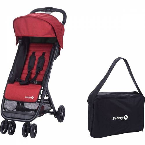 Safety 1st Sport-Kinderwagen »Sportwagen Teeny, Ribbon Red Chic«, rot