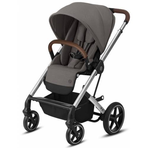 Cybex Kombi-Kinderwagen, Soho Grey
