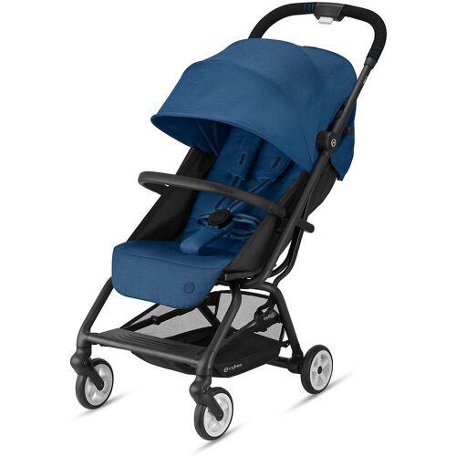 Cybex Kinder-Buggy »Sportwagen EEZY S 2, BLK, Navy Blue/ Navy blue«, blau