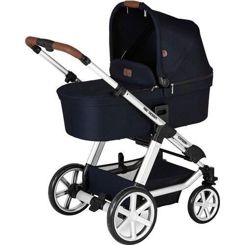 ABC Design Kombi-Kinderwagen »Kombi Kinderwagen Condor 4, street«, anthrazit