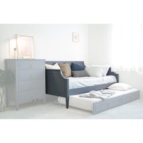 HTI-Line Bett »Kojenbett Maria«, Bett, grau