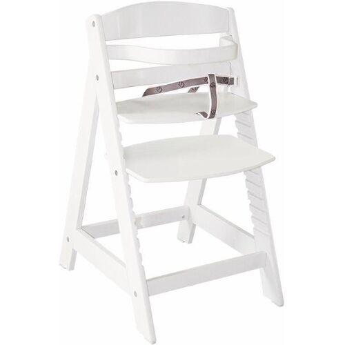roba® Hochstuhl »Treppenhochstuhl Sit up III, weiß« aus Holz