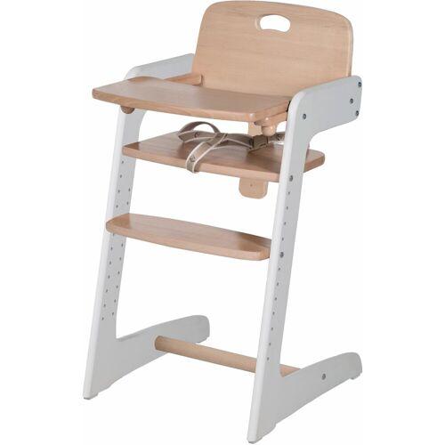 roba® Hochstuhl »Treppenhochstuhl, Kid Up« aus Holz