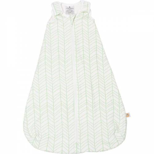 Ergobaby Babyschlafsack, grün/weiß