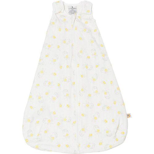 Ergobaby Babyschlafsack, gelb/weiß