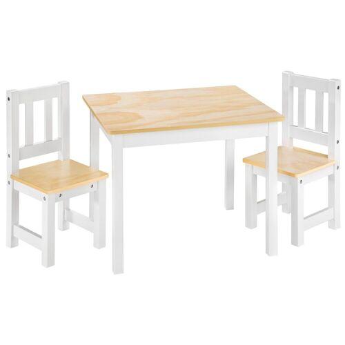 tectake Kindertisch »Kindersitzgruppe Alice« (1-St)