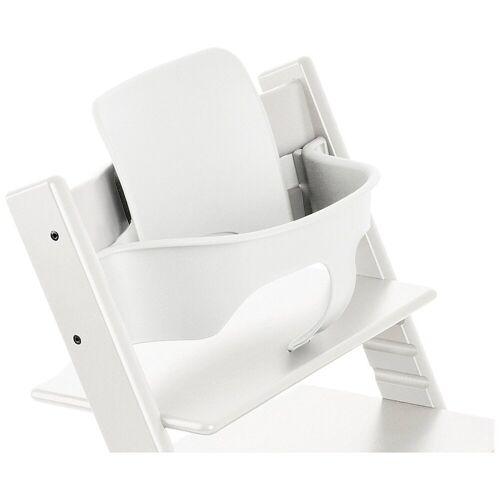 Stokke Hochstuhl »Tripp Trapp® BABY SET™, White«, weiß