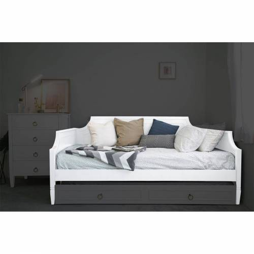 HTI-Line Bett »Kojenbett Maria«, Bett, weiß