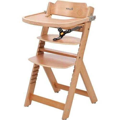 Safety 1st Hochstuhl »Hochstuhl Timba, natural wood«, braun