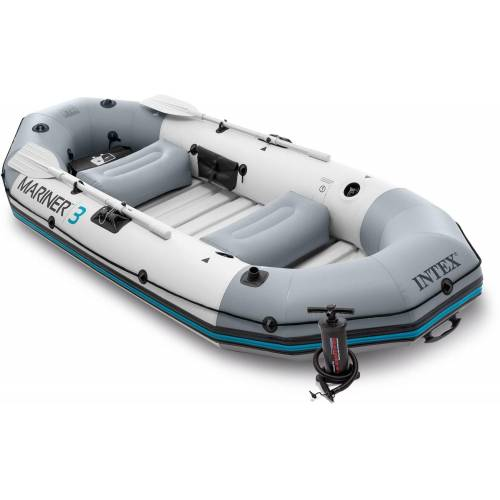 Intex Schlauchboot »68373NP Mariner 3 Schlauchboot-Set inkl. Paddel u. Pumpe«