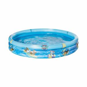 Happy People Paw Patrol 3-Ring-Pool, 122 x 23 cm