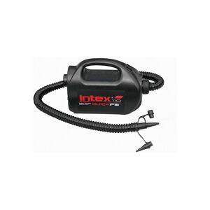 Intex elektrische Pumpe, Pumpleistung 400l/min, schwarz