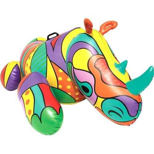 Bestway Schwimmtier »Schwimmtier Pop Rhino, 201 x 102 cm«