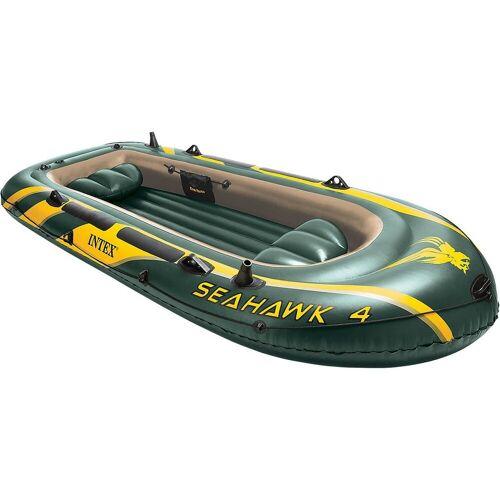 Intex Schlauchboot »Schlauchboot Seahawk 4 Set, 4-tlg.«