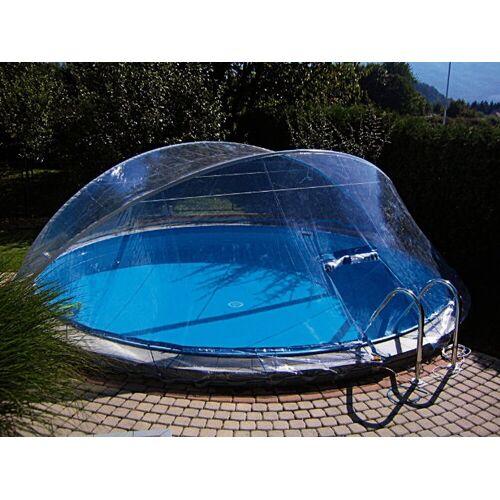 KWAD Überdachung »Cabrio Dome«, weiß