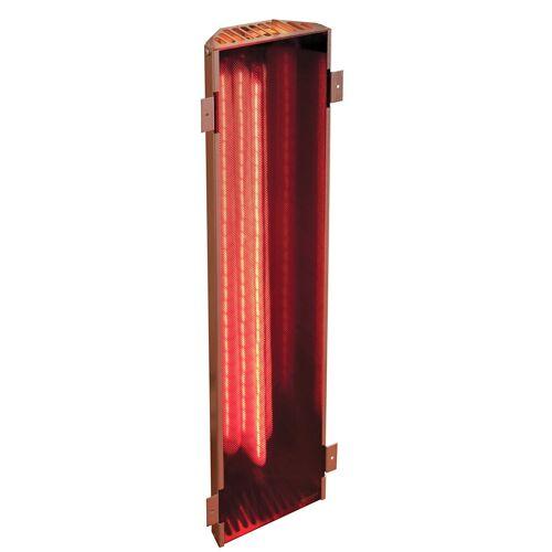 Karibu Infrarotstrahler Nextremastrahler C, 750 W, 4 Frontstrahler und Steuergerät