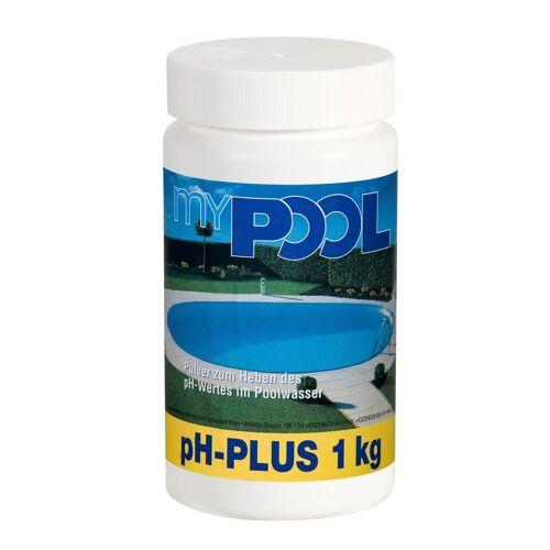 MyPool pH-Plus , 1 kg, weiß