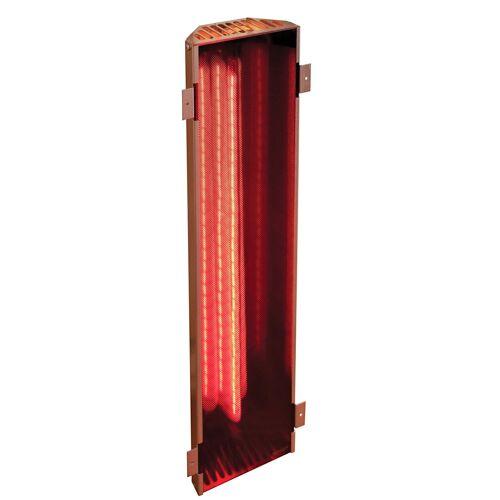 Karibu Infrarotstrahler Nextremastrahler B, 750 W, 2 Rücken- und 2 Frontstrahler und Steuergerät