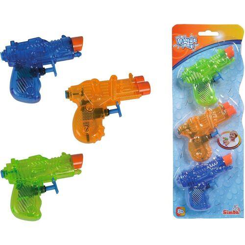 SIMBA Wasserpistole »Wasserpistole 3er Set«
