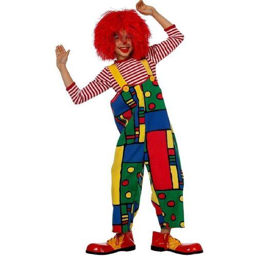 Wilbers Kostüm »Louie Clown Latzhose für Kinder«
