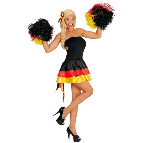 Widmann Kostüm »Miss Deutschland Fan Kostüm«