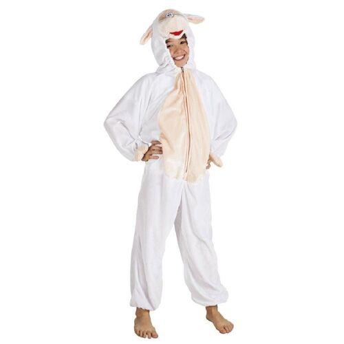Boland Kostüm »Schaf Plüschkostüm für Kinder«