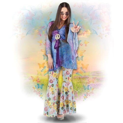Boland Kostüm »Blumen-Lady Hippie Kostüm«