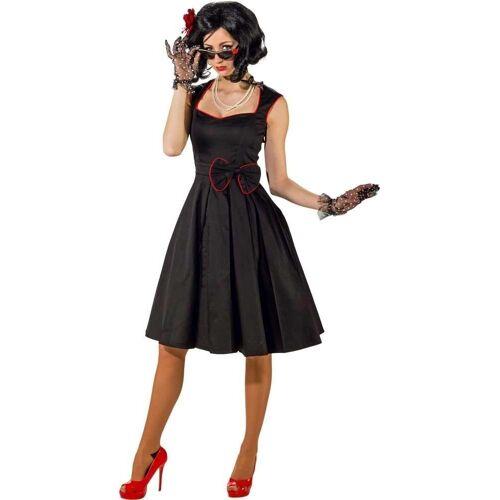Orlob Kostüm »Elegantes Rockabilly Kostüm für Damen«