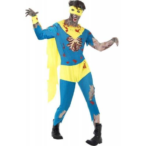 Smiffys Kostüm »Zombie Superhelden Kostüm«